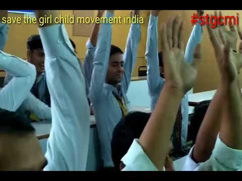 Stgcmi appealing talk - 9 swasthya kalyan nursing college jaipur