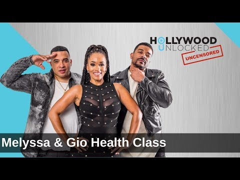 Melyssa Ford & Gio talk STD's, Yeast Infections on Hollywood Unlocked [UNCENSORED]