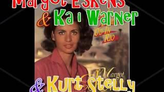 Margot Eskens, Kurt Stelly & Werner Last (Kai Warner) (Germany) - Eine weisse Hochzeitskutsche
