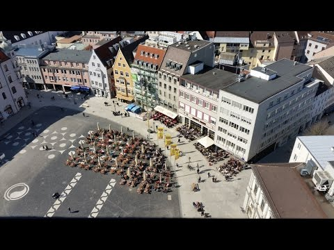 The City View (Augsburg von Oben)