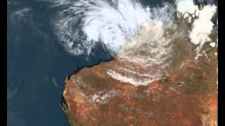 Tropical Cyclone Christine 25-31 December 2013