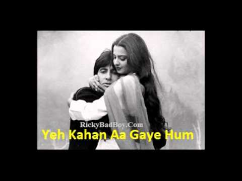 Main Aur Meri Tanhai - Pinder - Pinder Tee Silila - Rekha My Most Favorite Ever