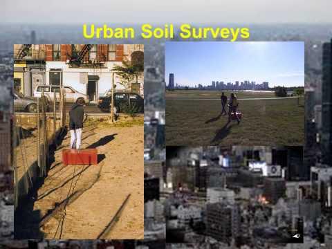 Use of GPR in Soil Surveys - Jim Doolittle, USDA-NRCS