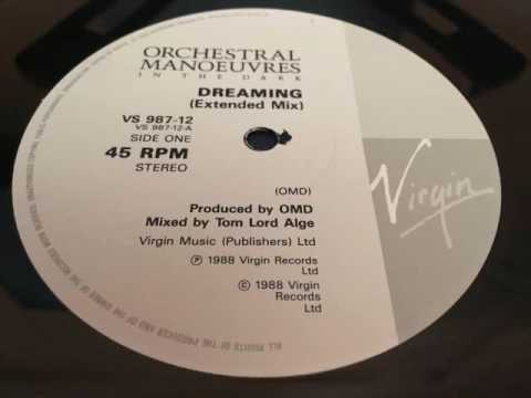 OMD   Dreaming Extended Dance Mix rare