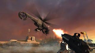 Persecución en el pantano | Half-Life 2