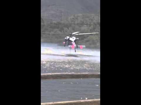 Delaware Water Gap ablaze as crews battle forest fire