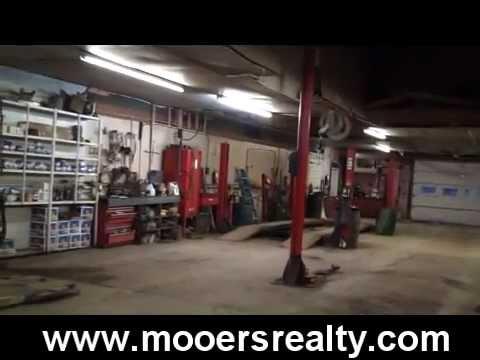 Maine Real Estate | Garage Auto Repair Business MOOERS #8187