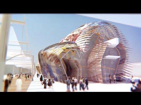 2013 - Energy of Kuwait - Energy to feed the planer - Kuwait Pavilion Expo Milano 2015