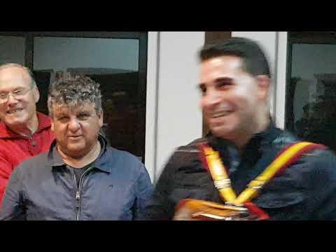(JR) BORGUINHA DE BRAGA E ADILIA EN PARADA GATIM
