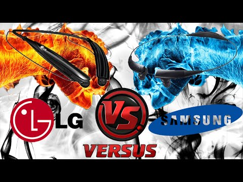 LG Tone Pro vs Samsung Gear Circle- Which Is Better? - Review BATTLE!
