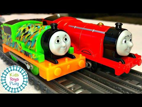Thomas & Friends Trackmaster World's Strongest Engine