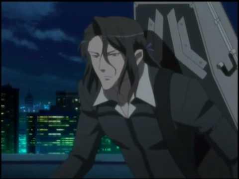 Blood + (Haji and Saya moments)