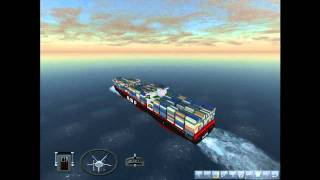 Ship Simulator 2008 - Gameplay - HD 720p