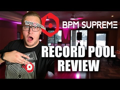 BPM Supreme Review | Top DJ Record Pool