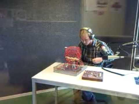 Bingo op Vechtdal FM met mister Bingo: Thomas