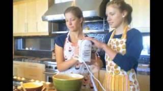 Laurie & Katie Love Heather's Peaniut Butter Cookies