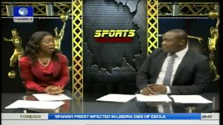 Sports This Morning: Nigeria Defeats England At FIFA U-20 Women's World Cup PT2