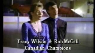 Royal Bank Winter Olympics promo 1987