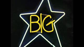 Big Star - The India Song