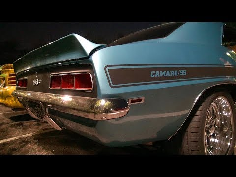 Смотрите сегодня видео новости V8 SOUND FROM HELL!! - '69 Camaro SS w/ 540  Merlin Big Block на онлайн канале Russia-Video-News Ru