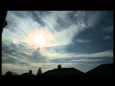 Dame you clouds! Solar eclipse from York UK March 20th 2015