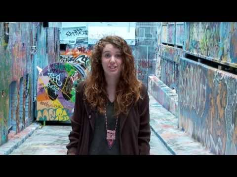 Community Outreach 2013 - Youth projects, Hosier Lane