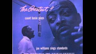 Count Basie/Joe Williams:Smack Dab In The Middle