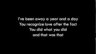 The Weepies - Please Speak Well of Me Lyrics