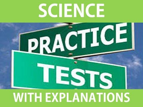 SCIENCE PRACTICE QUESTIONS FOR NURSING ENTRANCE EXAMS