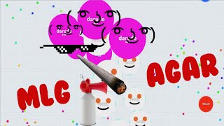 DESTROYING GEEZERS FOR THE FUN OF IT l AGAR.IO