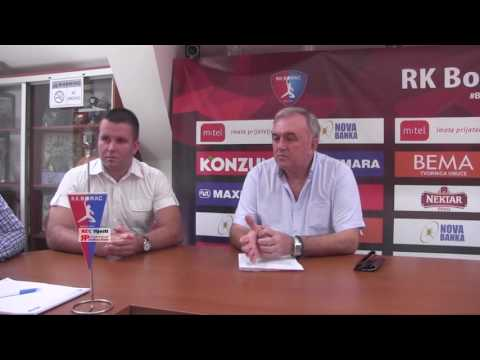 Igor Radojičić posjeta RK Borcu kadrovi