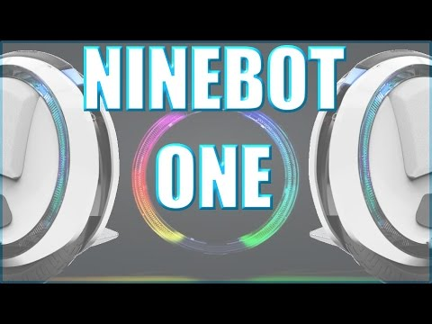 NINEBOT ONE E+, C+, Test, Tutorial, Anleitung, *Review* (Deutsch,German)