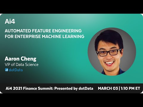 Automated Feature Engineering for Enterprise Machine Learning
