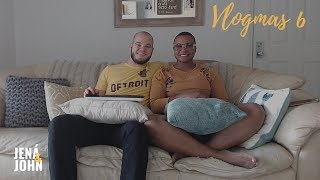 Interracial Firsts | Vlogmas (Live) Day 6