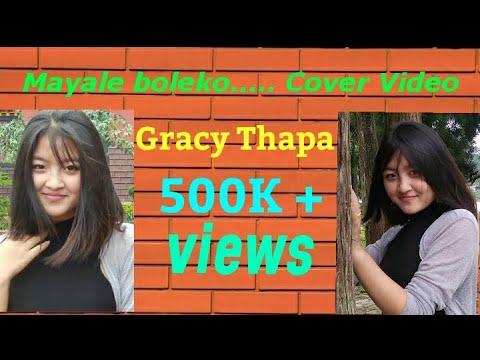 Mayale Boleko ......Cover Video by Gracy...