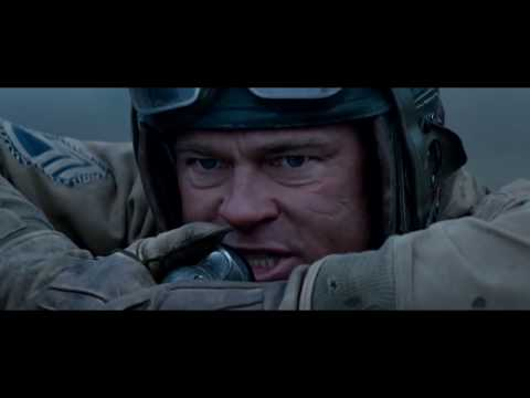 Fury: Tiger Vs Sherman (Post-Production fan made)