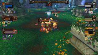 EU Finals Cup #2 ! BFA Arena WoW Fall Championship! Making a Movie vs Skill Caped Red!
