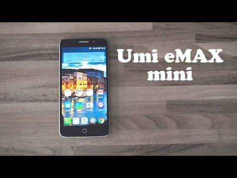 Review Umi eMAX mini /Español/ La apuesta de Umi por las 5