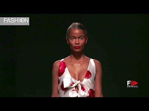LUIS CARVALHO Spring Summer 2019 ModaLisboa - Fashion Channel