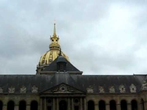 L'Hôtel national des Invalides (The National Residence of the Invalids