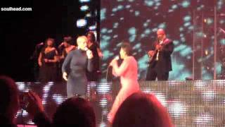 Mary J Blige and Anita Baker - Angel Live at Radio City Music Hall on February 14 2008