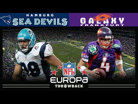 The Final World Bowl is EPIC! (Hamburg Sea Devils vs. Frankfurt Galaxy World Bowl 2007)