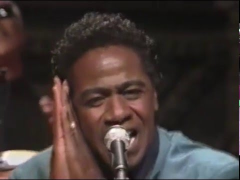 Reverend Al Green - The Message Is Love [1989]