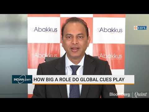 Sunil Singhania Sees Opportunities In Beaten Down Mid Caps #BQ