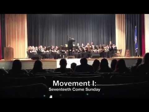 Howard High School Wind Ensemble in Williamsburg