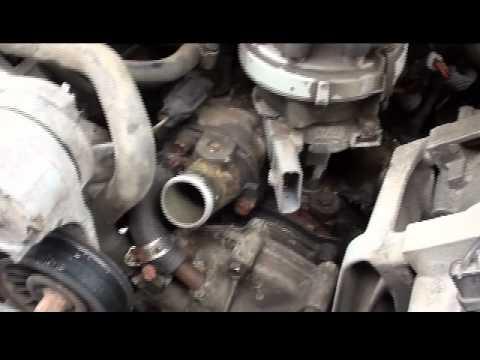 F150 thermostat repair v3wmv  YouTube