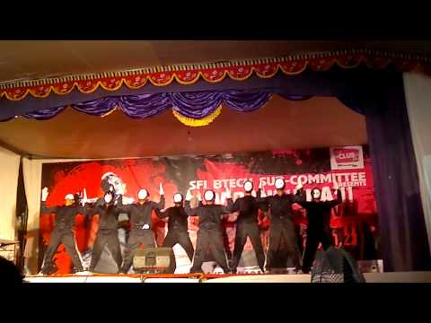 western dance by MEC - CUSAT  Vipanchika...