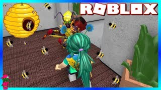 BEE EXTERMINATION AUF DEM OFFICE!! (Roblox Murder Mystery 2)