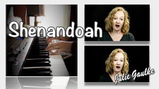 Shenandoah (arr. Jay Althouse) piano & vocals by Julie Gaulke