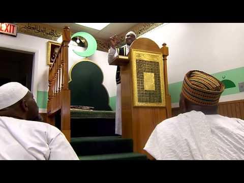 Lecture by Ustadh AbdulHakeem Salaudeen Saffar Ar-Rid'waaniy at NIA Chicago USA